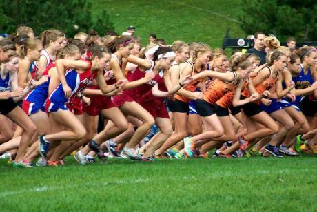 distance runner 14