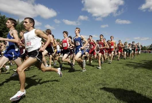 distance runner 18